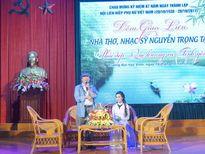 Phụ nữ - nguồn cảm hứng lớn trong sáng tác của Nguyễn Trọng Tạo