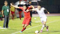 Trực tiếp TPHCM vs B.Bình Dương vòng 22 V.League 2017