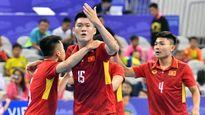 Futsal Việt Nam thắng Trung Quốc: Cửa vô địch vấn khó