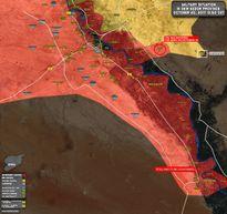 Quân đội Syria truy diệt ác liệt IS cố thủ tại tử địa Deir Ezzor