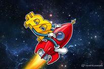 Bitcoin 'phá' mốc 6.000 USD, đạt giá trị vốn hóa 100 tỷ USD
