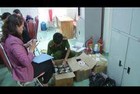 Thừa Thiên – Huế: Phát hiện loạt mỹ phẩm hết hạn, không rõ nguồn gốc