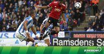 Những thống kê đáng nhớ sau trận đấu Huddersfield 2-1 M.U