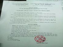 Vụ 'nói xấu' Bộ trưởng Bộ Y Tế:Sở TT&TT rút lại xử phạt