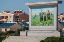 Nông trại kiểu mẫu vắng bóng nông dân của Triều Tiên
