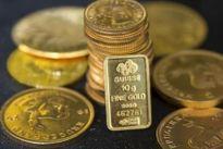 Giá vàng chạm mức thấp nhất trong hai tuần qua