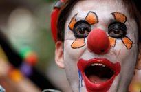 Festival of Laughter - 'Lễ hội tiếng cười' của các chú hề Mexico