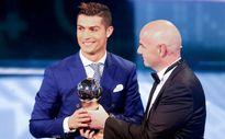 Trực tiếp cầu thủ xuất sắc nhất năm: Cú đúp cho Ronaldo?