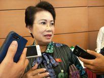Bà Phan Thị Mỹ Thanh 'phản hồi' việc cử tri đề nghị bãi nhiệm đại biểu QH
