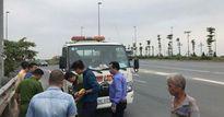 Hà Nội: Đi tập thể dục buổi sáng, hai người phụ nữ bị xe cứu hộ đâm tử vong