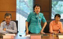 Đại biểu Phạm Khánh Phong Lan: 'Đề nghị tìm ra những người 'ăn hoa hồng' vụ VN Pharma'