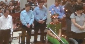 Nhiều nạn nhân của cựu ĐBQH Thu Nga sốc khi nghe toà tuyên án
