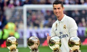 'Chộp' những trạng thái đốn tim khán giả của Ronaldo trên sân cỏ
