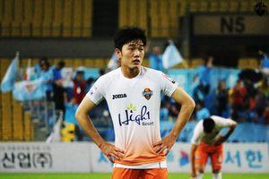 Xuân Trường nhạt nhòa, Gangwon thua đậm ở R-League