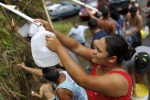 Khủng hoảng nước sạch tại Puerto Rico