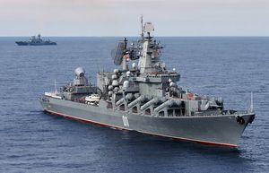 Xem tuần dương hạm Varyag khai hoả diệt mục tiêu