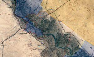 Quân đội Syria đập tan IS, chiếm thêm thị trấn bờ đông Euphrates