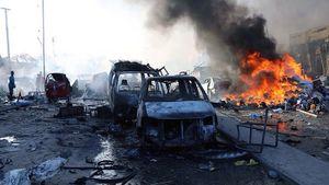 Kinh hoàng đánh bom kép ở Somalia: Hơn 230 người thiệt mạng, 300 người khác bị thương