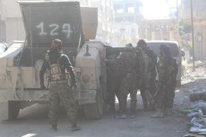 Người Kurd tấn chiếm trung tâm Raqqa, tuyến phòng thủ IS sụp đổ
