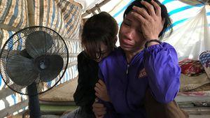 Vợ người đánh chết nghi can trộm chó bật khóc: 'Chồng tôi chỉ phòng thân, ai ngờ tai bay vạ gió'