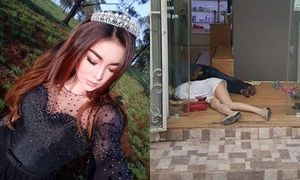 Ca sĩ xinh đẹp Campuchia bị chồng bắn chết ở tuổi 23