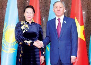 Tăng cường quan hệ hợp tác Việt Nam - Cộng hòa Kazakhstan