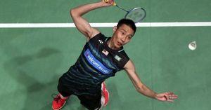 Lee Chong Wei tìm kiếm chức vô địch sau 7 tháng khát danh hiệu