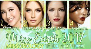 Chuyên trang nhan sắc dự đoán Hà Thu lên ngôi Hoa hậu Trái đất 2017