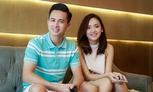 Top 10 Hoa hậu Việt Nam Tố Như lần đầu khoe vị hôn phu là 'hot boy cảnh sát'