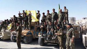 IS 'nhường' sào huyệt Raqqa cho người Kurd để cứu mạng sống