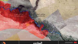 'Hổ Syria' sắp đánh tràn qua Euphrates, người Kurd điều binh về Deir Ezzor chiếm đất (video)