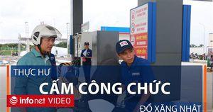 Điều tra trang web đăng tin giả mạo 'Cấm công chức Hà Nội đổ xăng tại trạm xăng Nhật'