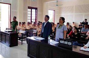 Doanh nghiệp nói về phiên xử phúc thẩm vụ tài xế kiện CSGT