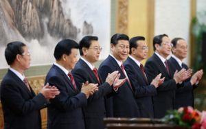 Thường vụ Bộ Chính trị - cơ quan quyền lực cao nhất ở Trung Quốc