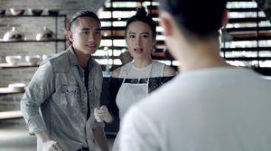 'Glee 9': Rocker Nguyễn và Hữu Vi đánh nhau vì Angela Phương Trinh