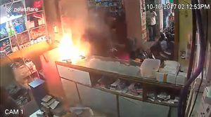 Khách hàng hoảng loạn khi chiếc Smartphone bất ngờ phát nổ