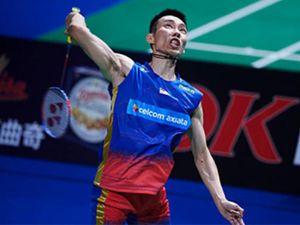 Cầu lông: Lee Chong Wei thắng vang dội, Trung Quốc 'mất hình'