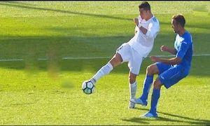 Những pha ghi bàn đẹp mắt của Cristiano Ronaldo