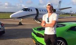 Top 10 ngôi sao bóng đá sở hữu máy bay riêng 'siêu khủng'