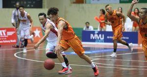 Chơi bùng nổ, Danang Dragons thắng đẹp Saigon Heat
