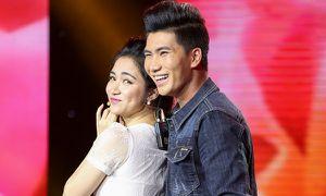 Trực tiếp Cặp đôi hoàn hảo tập 2: Hòa Minzy lao lên sân khấu vì trai đẹp