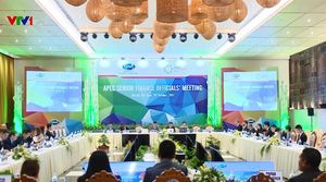 Quan chức tài chính cấp cao APEC thảo luận 4 chủ đề ưu tiên