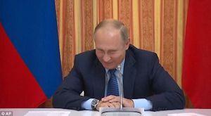 Lý do Tổng thống Putin bật cười vì đề nghị xuất khẩu thịt lợn sang Indonesia