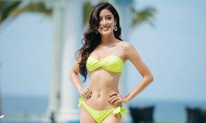 Huyền My lọt Top 10 thí sinh diện bikini được yêu thích nhất tại 'Miss Grand International 2017'