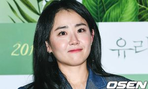 Moon Geun Young sau bao năm vẫn 'mắt xoe tròn trong veo'