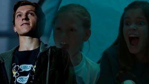'Sởn gai ốc' khi xem 'Spider-Man: Homecoming' phiên bản… phim kinh dị