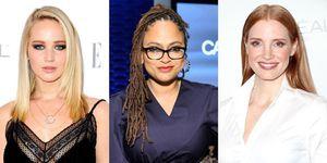 Sao nữ ăn mừng những thay đổi tại Hollywood