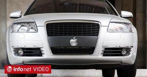 Tin ICT 19/10: Rò rỉ video xe tự lái của Apple khiến fan 'nhà táo' phấn khích