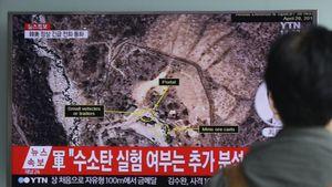 Núi cấm Triều Tiên kiệt quệ vì thử hạt nhân liên tiếp