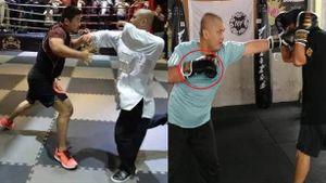 Cao thủ Thái Cực thua Từ Hiểu Đông chuyển sang học MMA